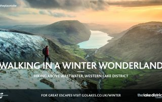 Winter Adventure in the Lake District