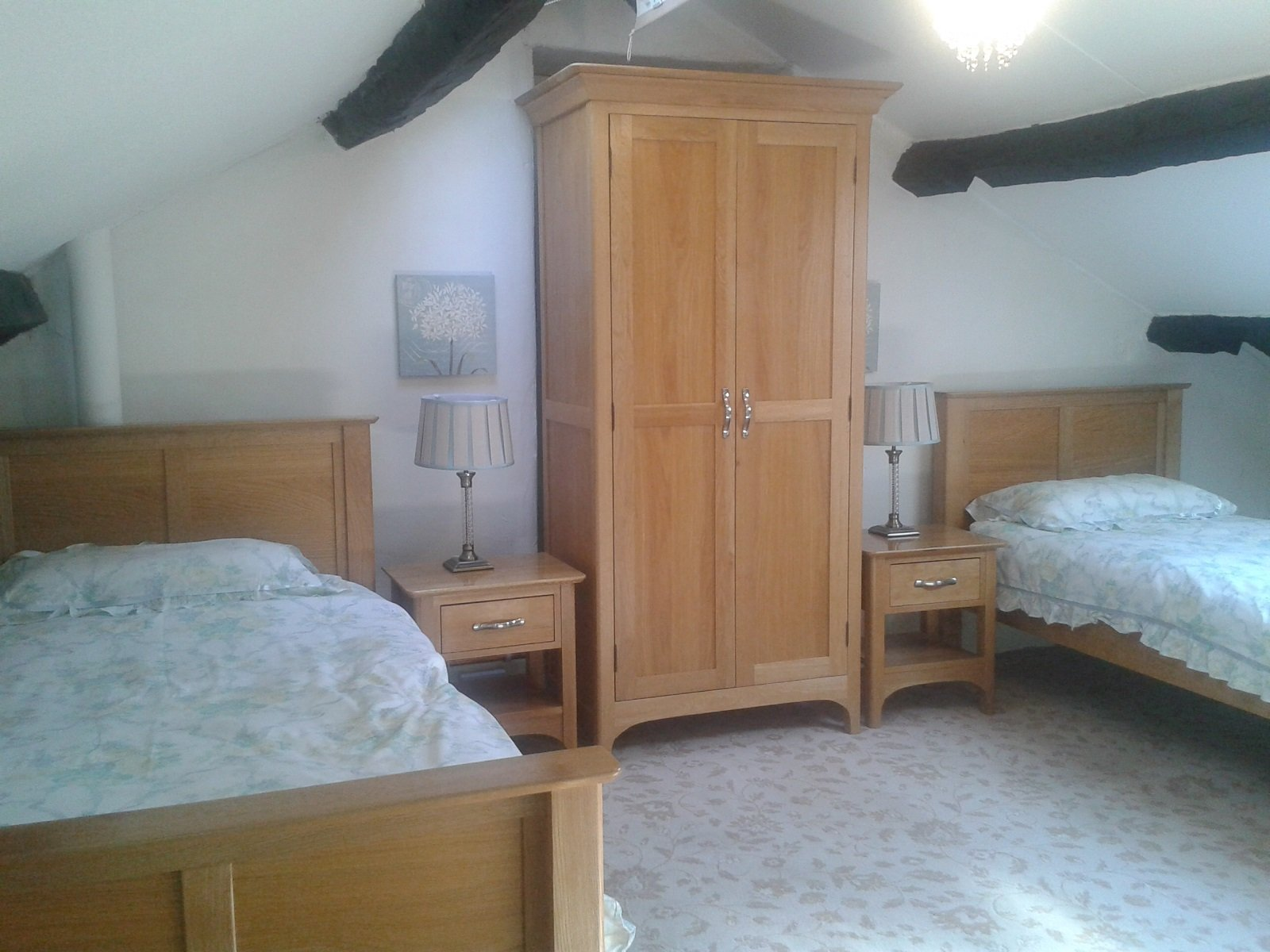 Little Galey Twin bedroom