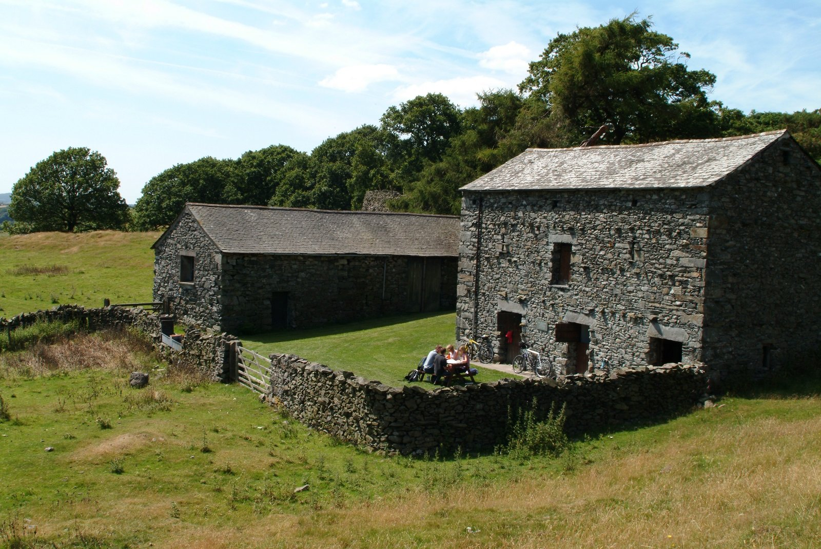 Lake District Camping Barn