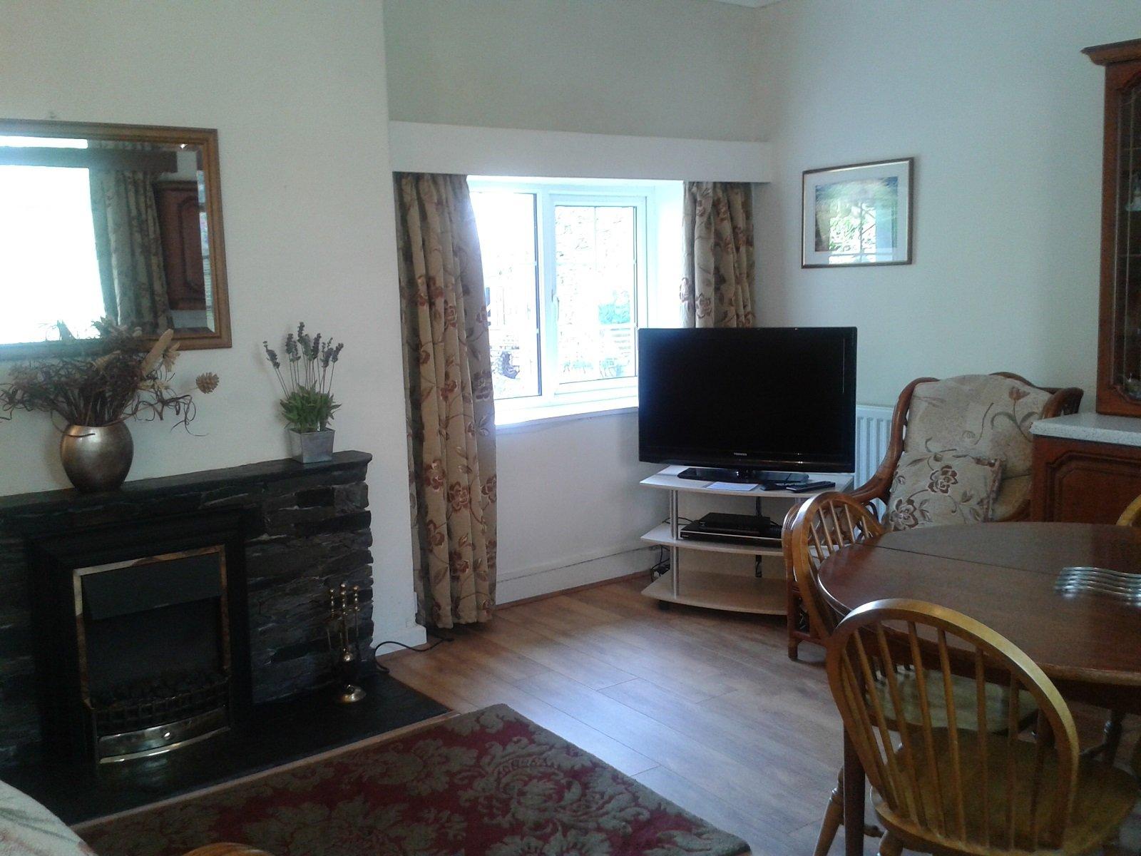 Woodland Cottage Lounge