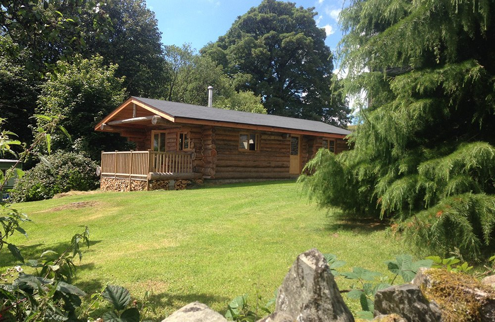 log cabin holidays cumbria