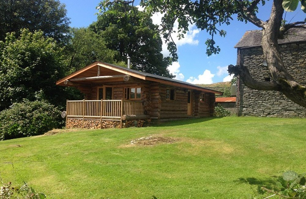 log cabin hire cumbria