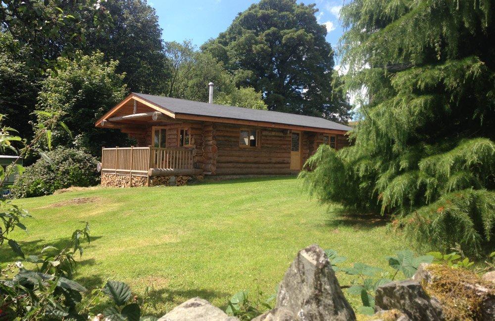 Log Cabin Holiday Lake District UK