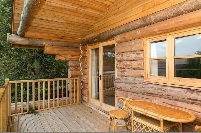 Log Cabin holiday let cumbria